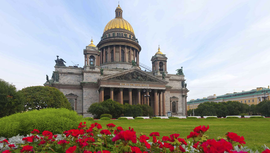 Introduction of direct flights from Saint Petersburg to Nizhniy Novgorod