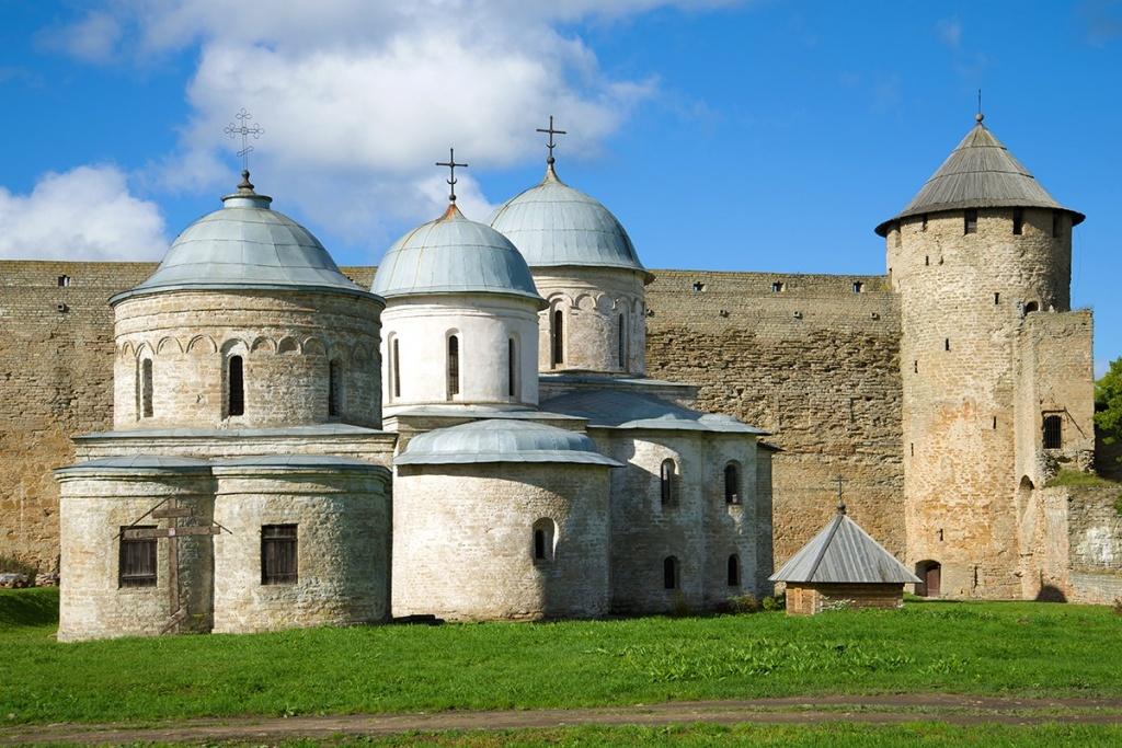Ивангородская крепост